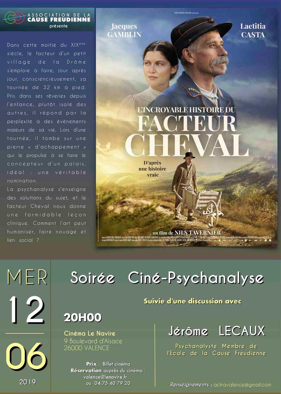 Soirée ciné-psychanalyse