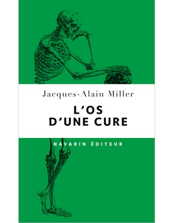 Jacques-Alain Miller psychanalyste ECF