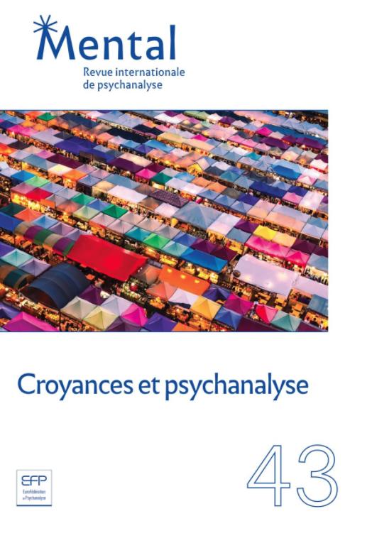 Mental n°43 Croyances et psychanalyse