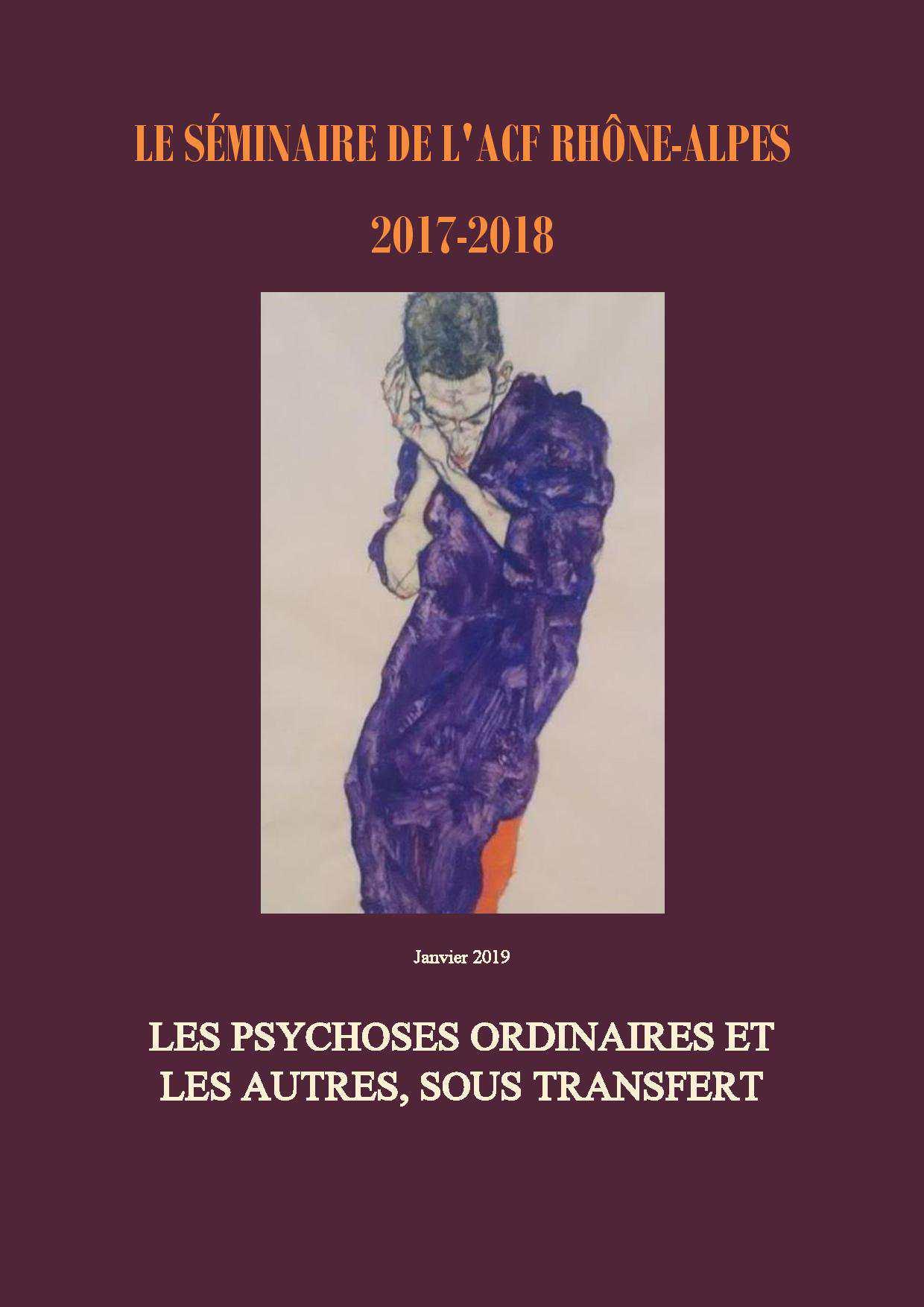Par Lettre n°42 : les psychoses ordinaires et les autres,  sous transfert