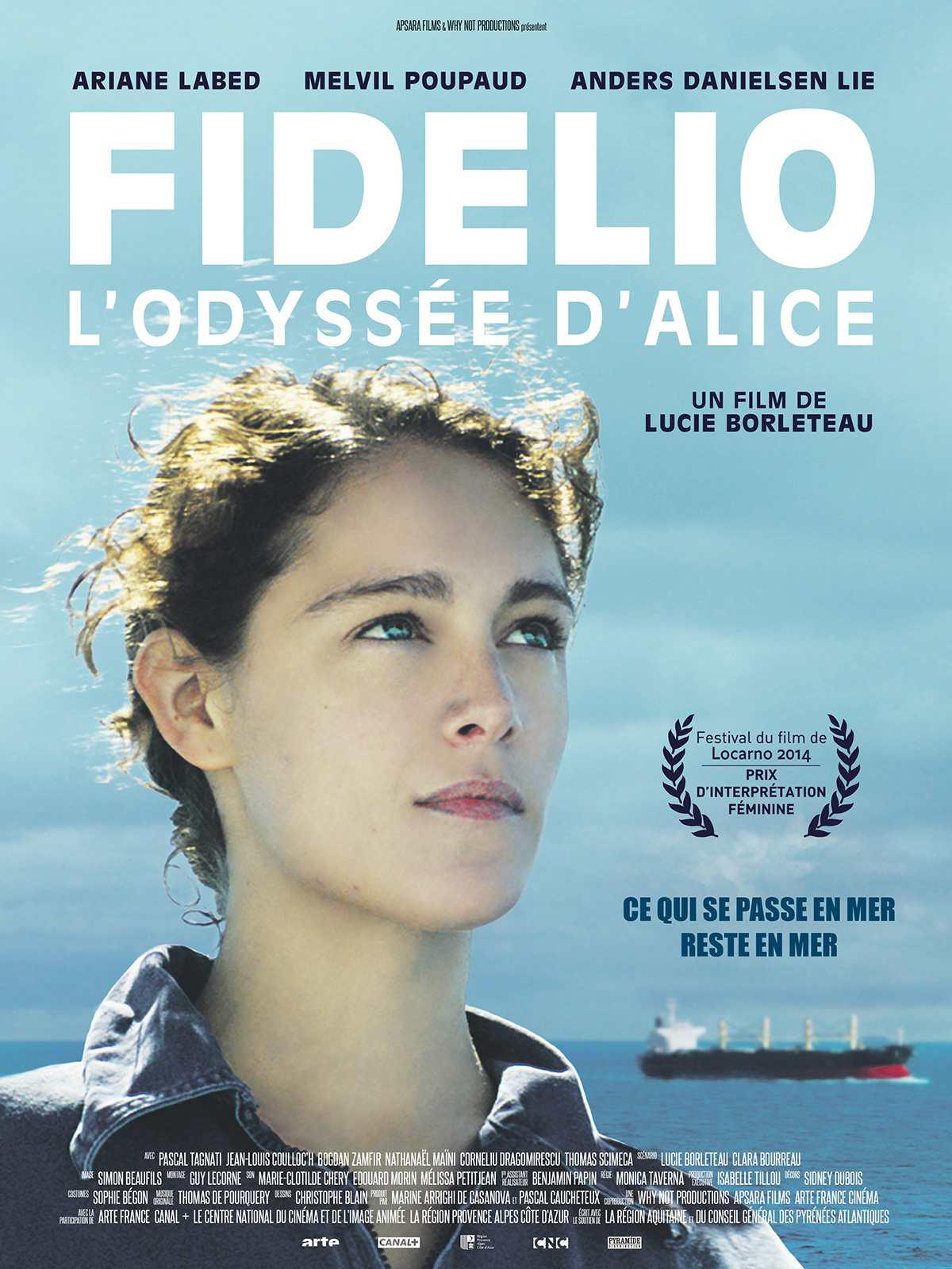 Fidélio, l'Odysée d'Alice