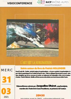 L'ART E$T LA SUBLIMATION