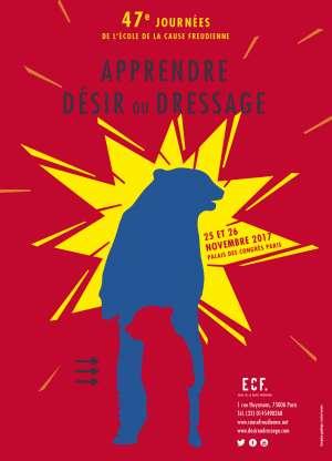 Journées de l'ECF : Apprendre, désir ou dressage