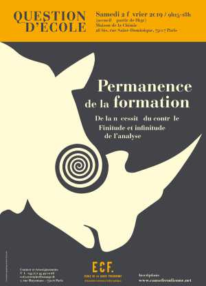 Question d'Ecole : permanence de la formation
