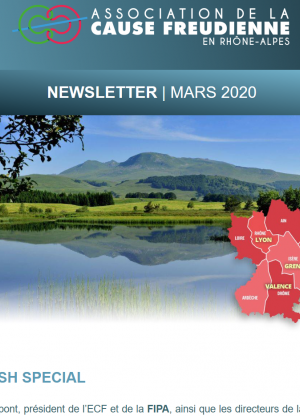 Newsletter Mars 2020 flash spécial