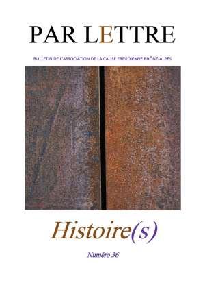 Par Lettre - N° 36 - Histoire(s)