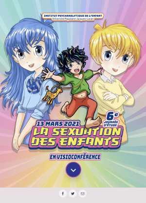 Echo de la 6e Journée de l'Institut de l'Enfant 13 mars 2021
