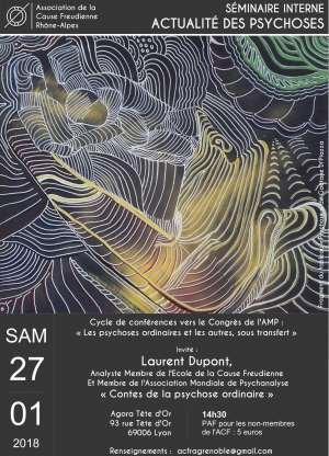 Séminaire Interne à Lyon