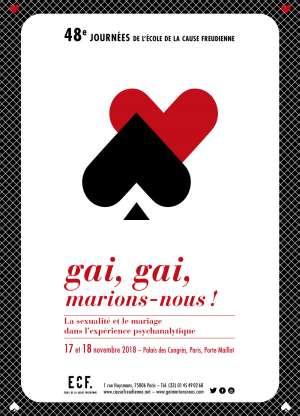 Journées 48 : Gai, gai, marions nous !