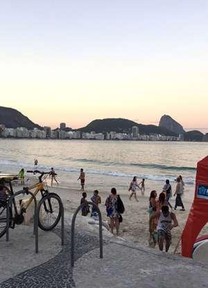 Un retour de Rio