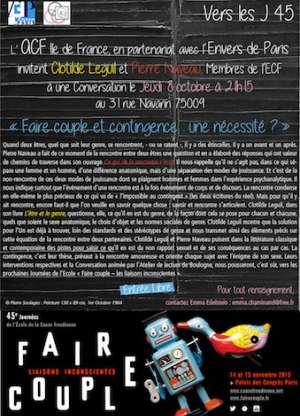 Soirée ACF-RA à Grenoble